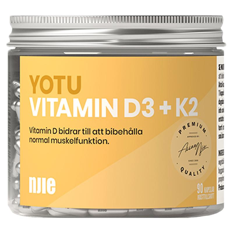 Kosttillskott Vitamin D3 - 39% rabatt