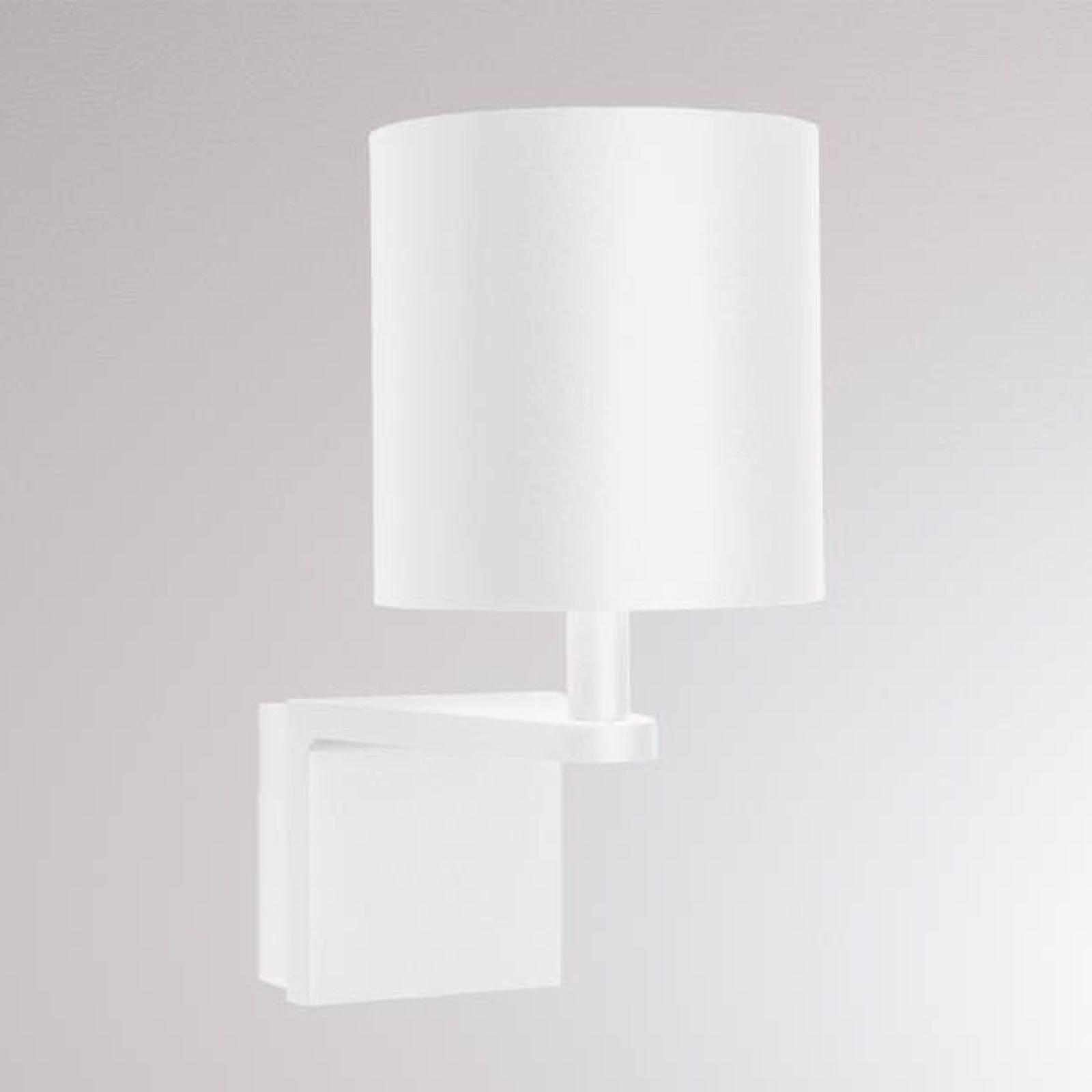 LOUM Waamp -LED-seinävalaisin, valkoinen