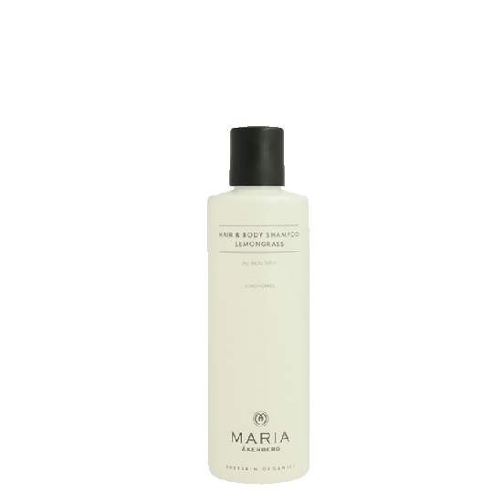 Hair & Body Shampo Lemongrass, 250 ml