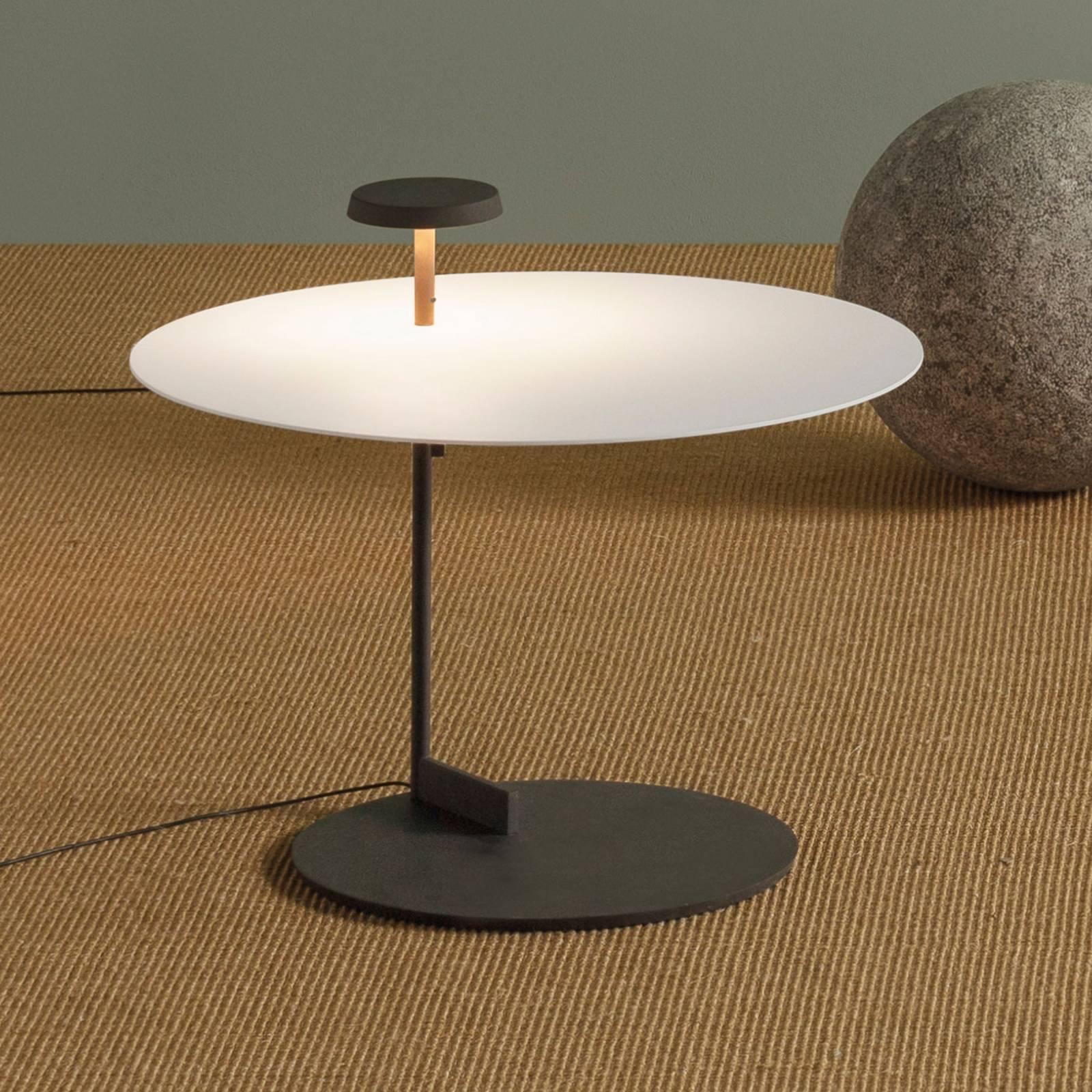 Vibia Flat -LED-lattiavalo 43 cm, himmennettävä