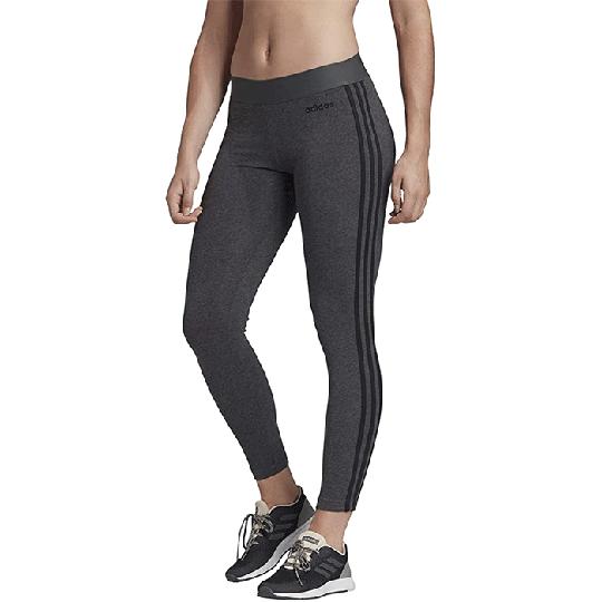 Adidas Essential 3S Tights, Grey/Black