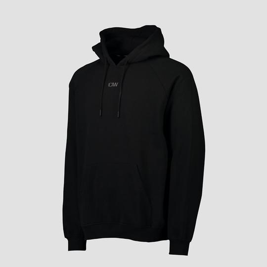 Essential Hoodie Loose Fit, Black