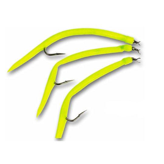 Fladen Rubber Mac Yellow gummimask