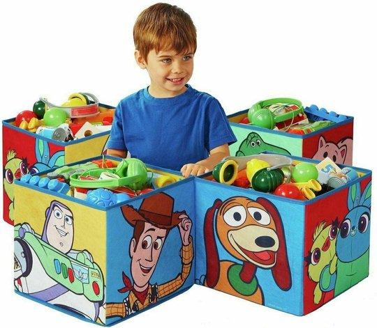 Disney Pixar Toy Story 4 Forvaringsbokser