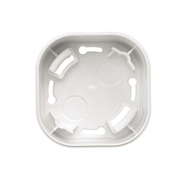 ABB 6132-0-0351 Kattorasia pinta-asennus, mini 6131/29 valkoinen