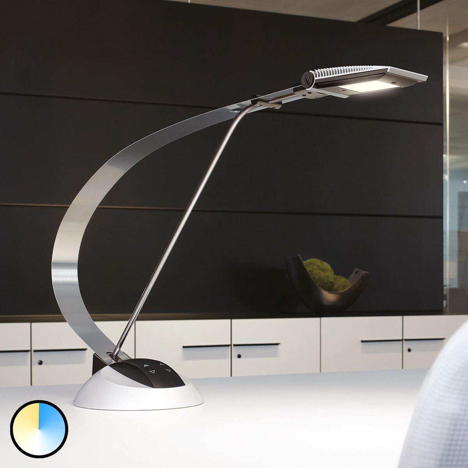 Dimbar LED-skrivebordslampe PRIMUS
