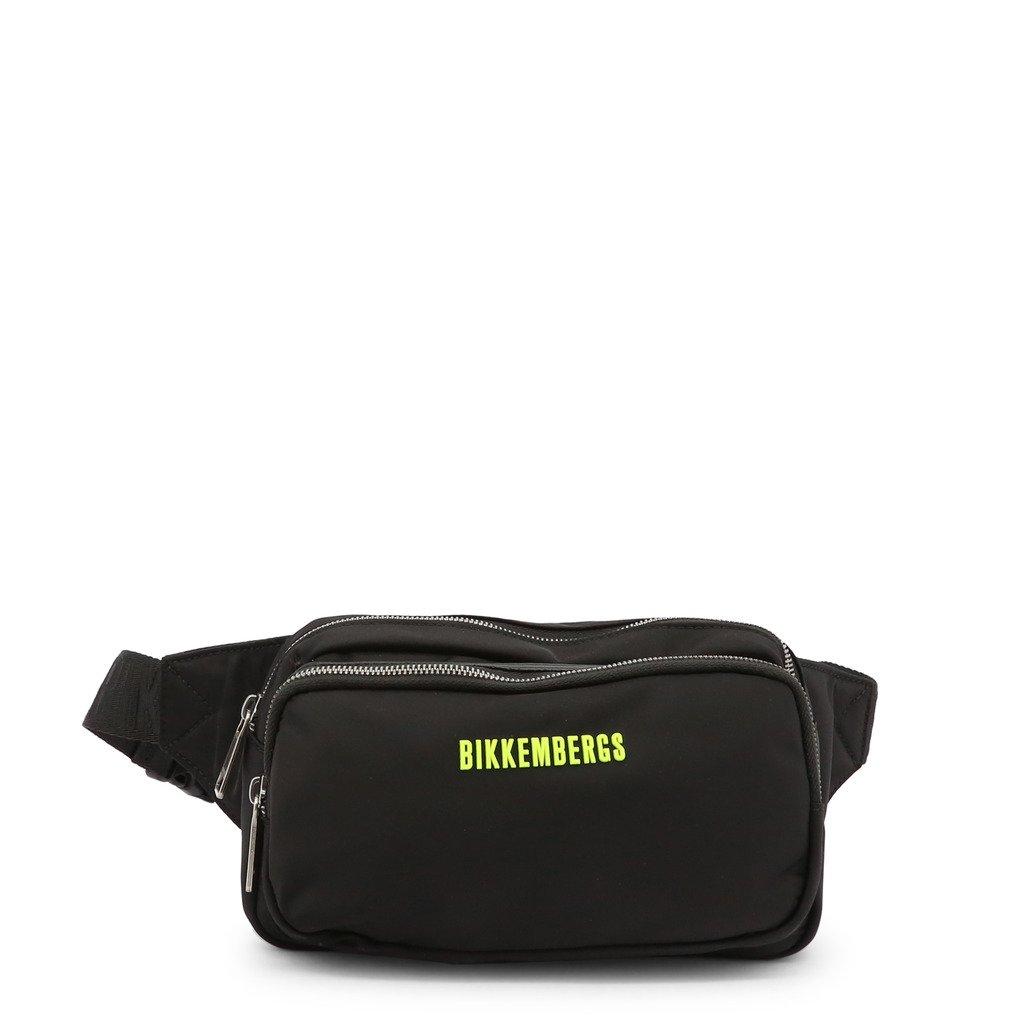 Bikkembergs Men's Shoulder Bag Various Colours E2BPME1Q0152 - black NOSIZE