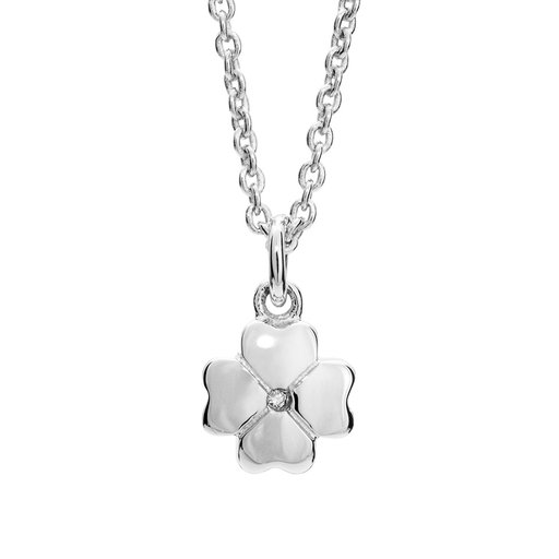 Halsband med i äkta silver