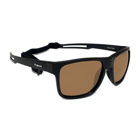 Aqua Polar solglasögon, brun