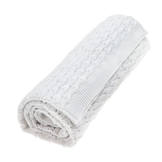 Vinter & Bloom - Blanket Grace ECO - White Light