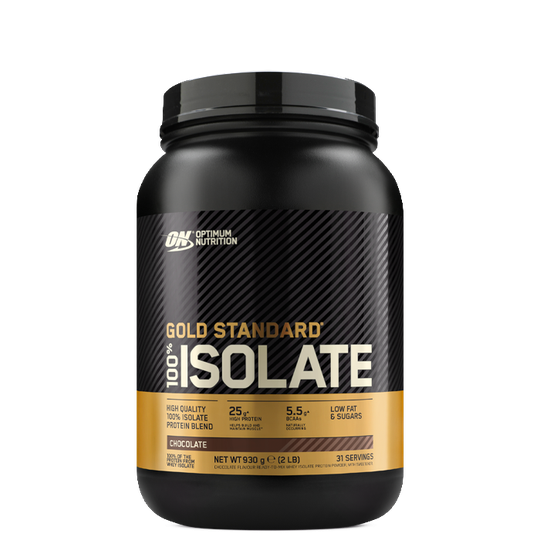 Gold Standard 100% Isolate, 930 g