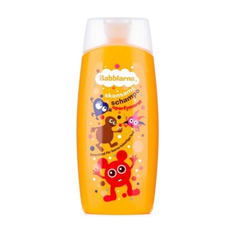 Shampoo Babblarna - 40% alennus