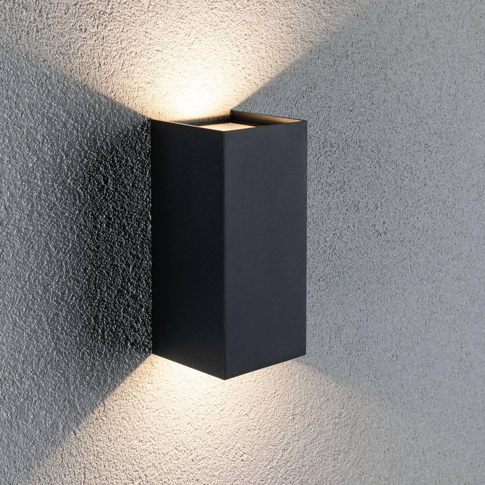 Paulmann Flame -seinälamppu 2-lamppuinen 22 cm