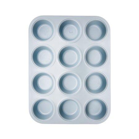 Muffinsform Non-stick 12 stk. Blå