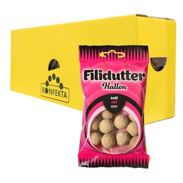 FILIDUTTER HALLON PÅSE 65G 20ST