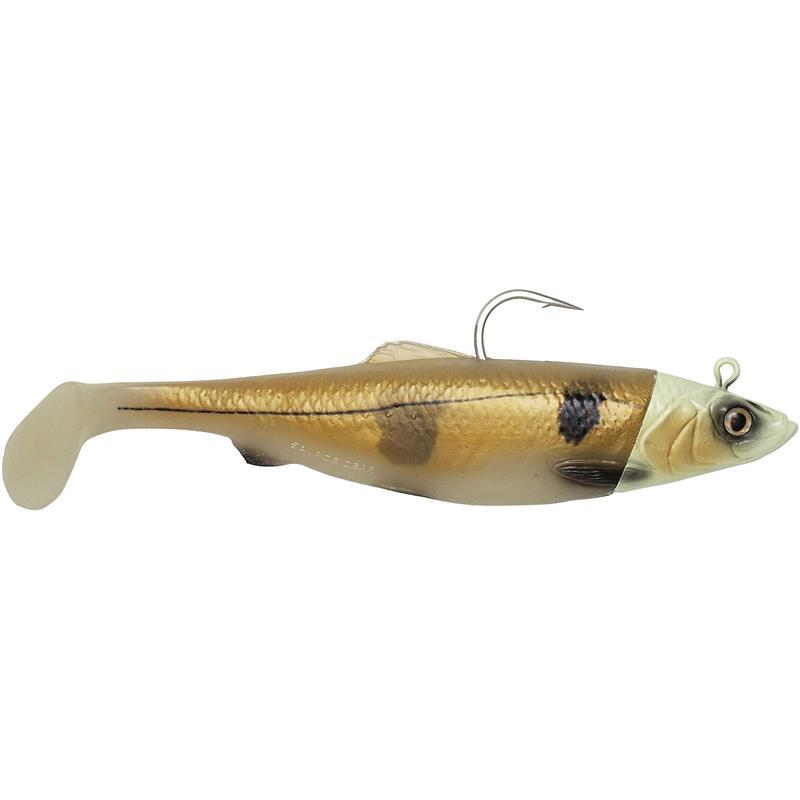 Savage Gear 4D Herring Big Shad 22cm 200g - Glow Haddock