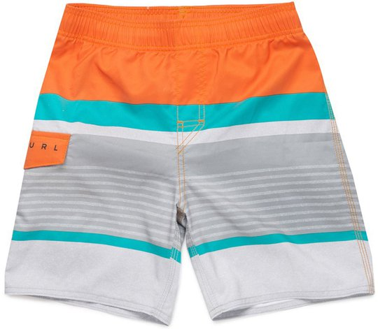 Rip Curl Hawkson Easy Fit Badeshorts 16 tommer, Orange Popsicle 130