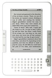 Kindle 2 (2009) Skin