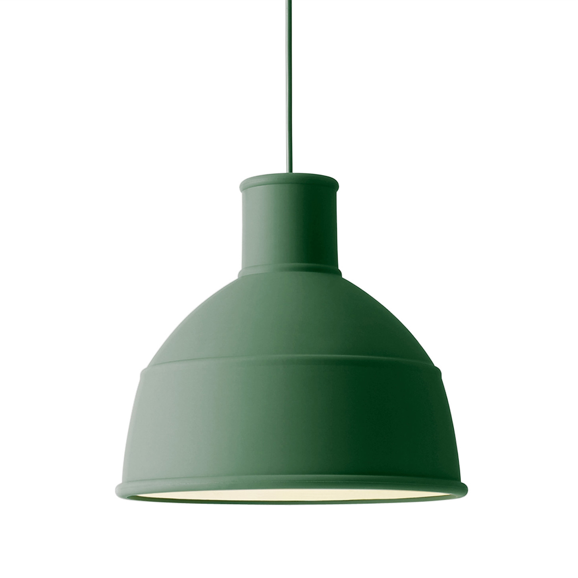 Muuto Lampa Unfold grön