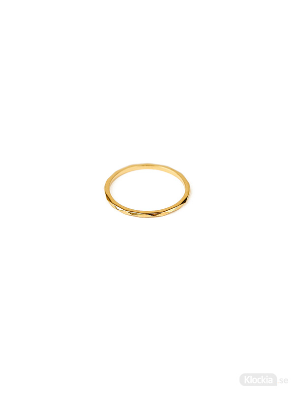 Syster P Ring Tiny Ultrathin - Guld 16.5mm RG1171-6