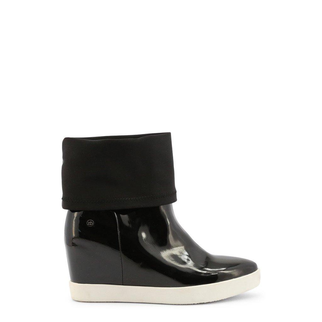 Roccobarocco Women's Ankle Boot Black RBSC1JD01STD - black EU 37