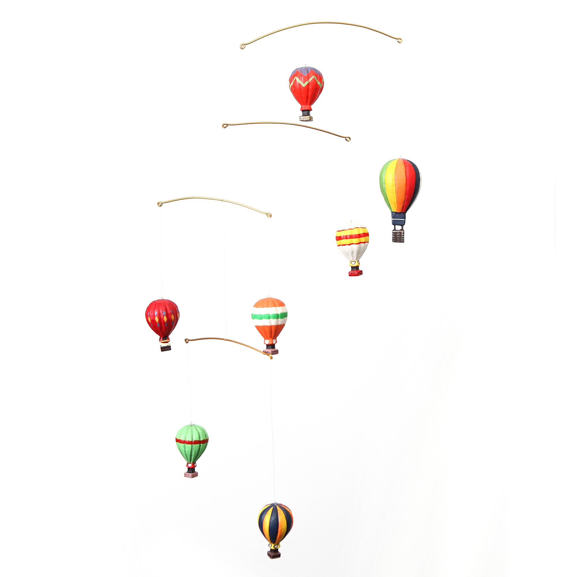 Geggamoja Mobil Ballong trä