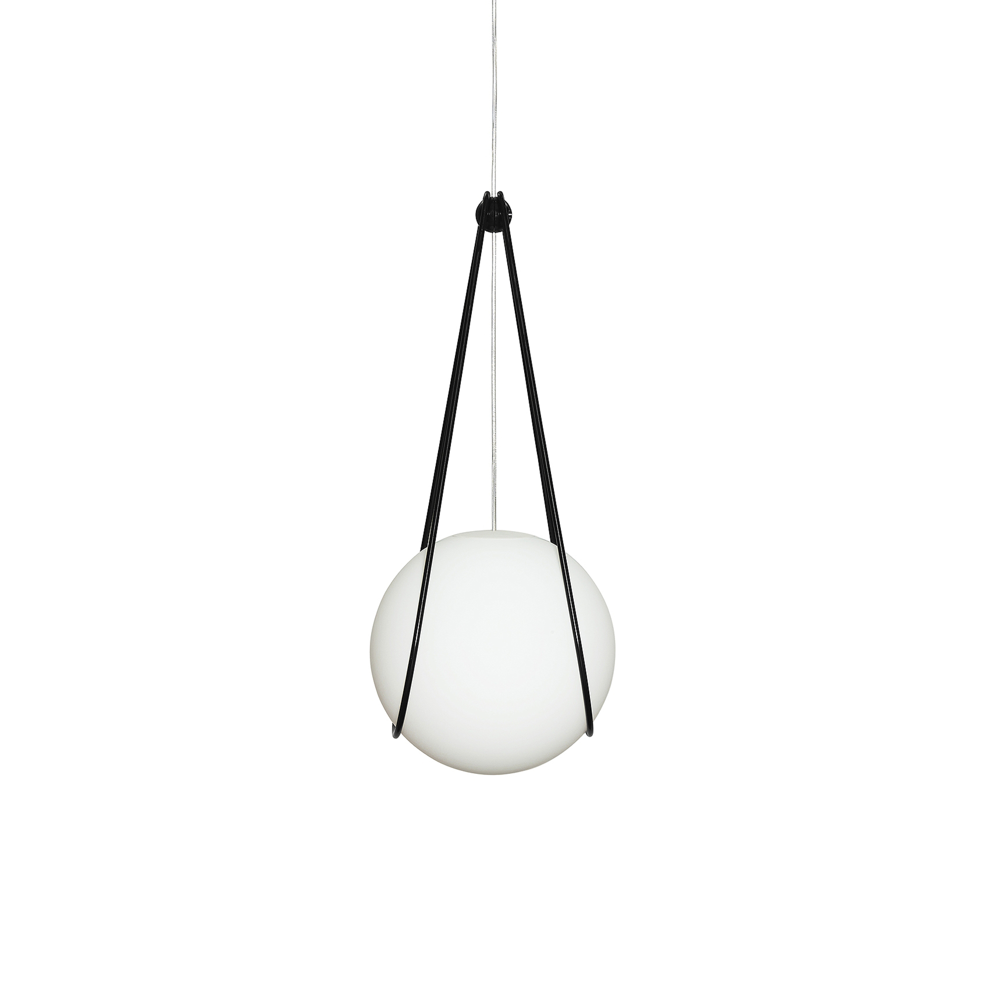 Design House Stockholm Lamphållare Kosmos 300mm svart