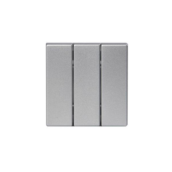 ABB 1783-83 Trippelvippe 3 x 1 pol Aluminium