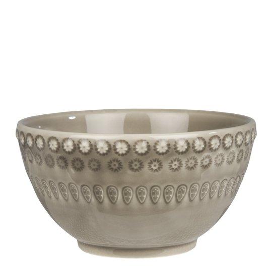 PotteryJo - Daisy Skål 14 cm Greige