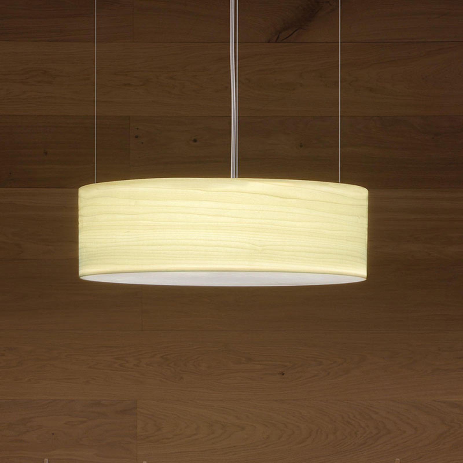 LZF Gea Slim -LED-riippuvalaisin 0–10 V, norsunluu