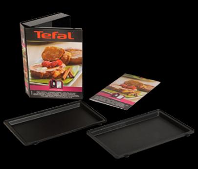 Tefal Snack Collect Box 9: Arme Riddere Smörgåsgrill