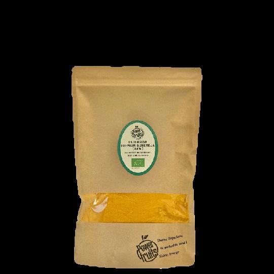 Ekologisk Gurkmeja Premium RAW, 500 g