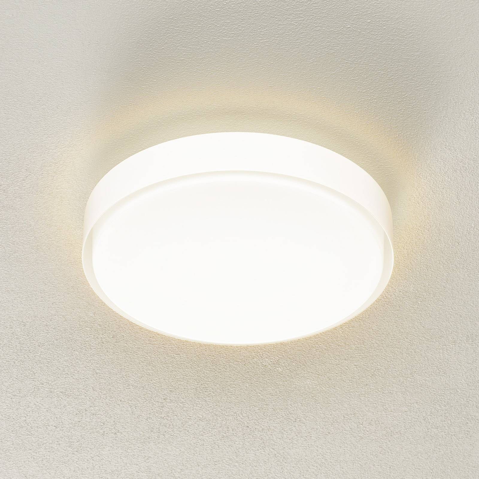 BEGA 34278 LED-kattovalaisin, valkoinen, Ø 36 cm