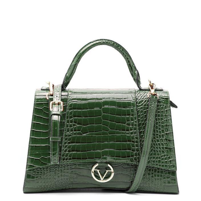 19v69 Italia Women's Handbag Various Colours 319022 - green UNICA