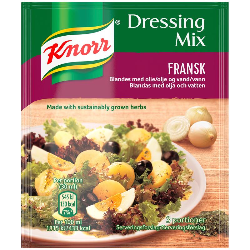 Dressingmix Fransk - 18% rabatt