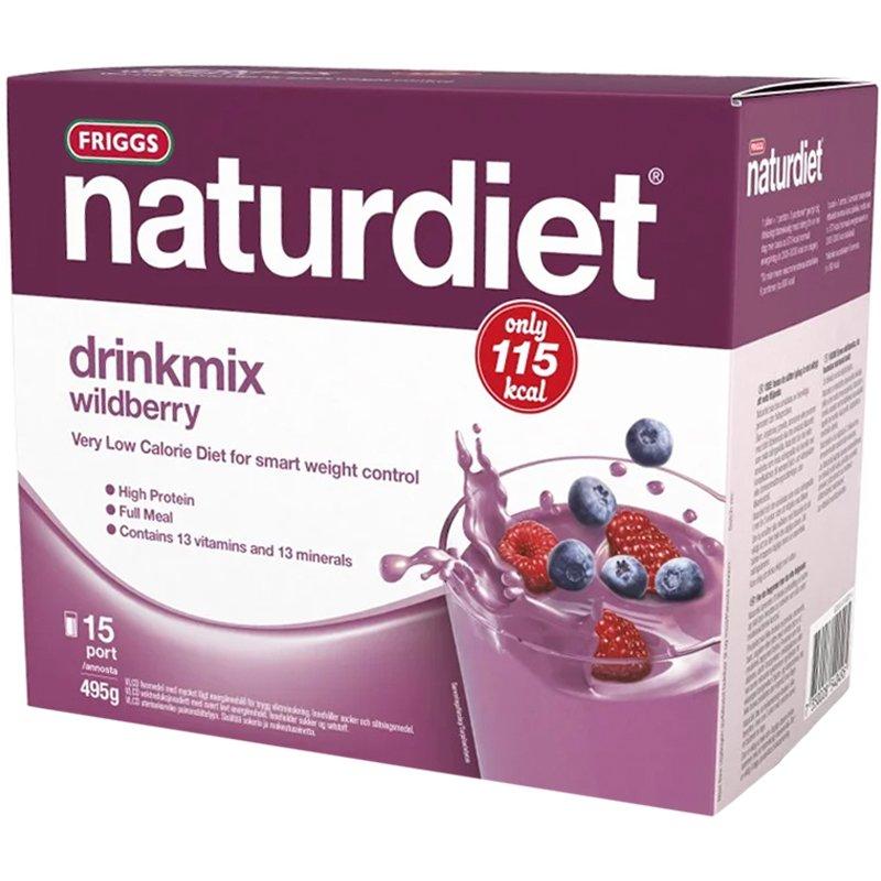 Drinkmix Wildberry - 24% rabatt