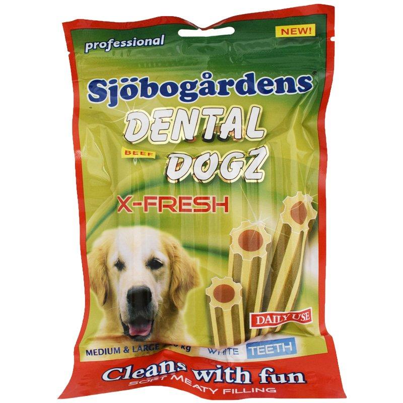 Dental Dogs Puruluut 6kpl - 57% alennus