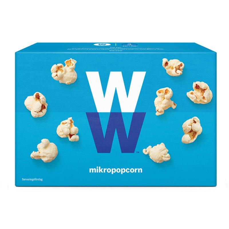 Mikropopcorn - 34% rabatt