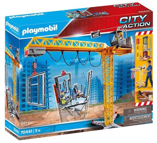 Playmobil 70441 Heisekran