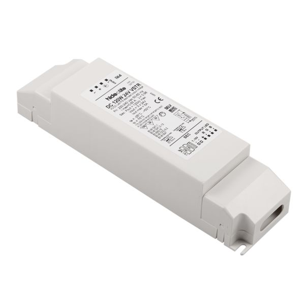 Hide-a-Lite DIM-trafo VSTR Ohjausyksikkö 24VDC 120W