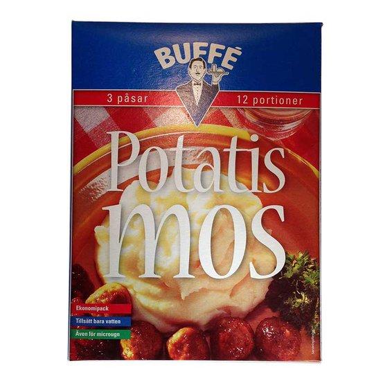Potatismos 3 påsar - 40% rabatt