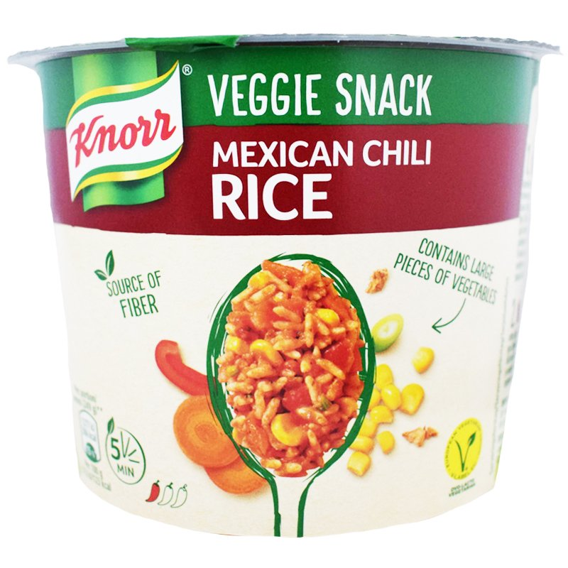 "Ris- & Grönsaksmix ""Mexican Chili"" 71g - 16% rabatt"