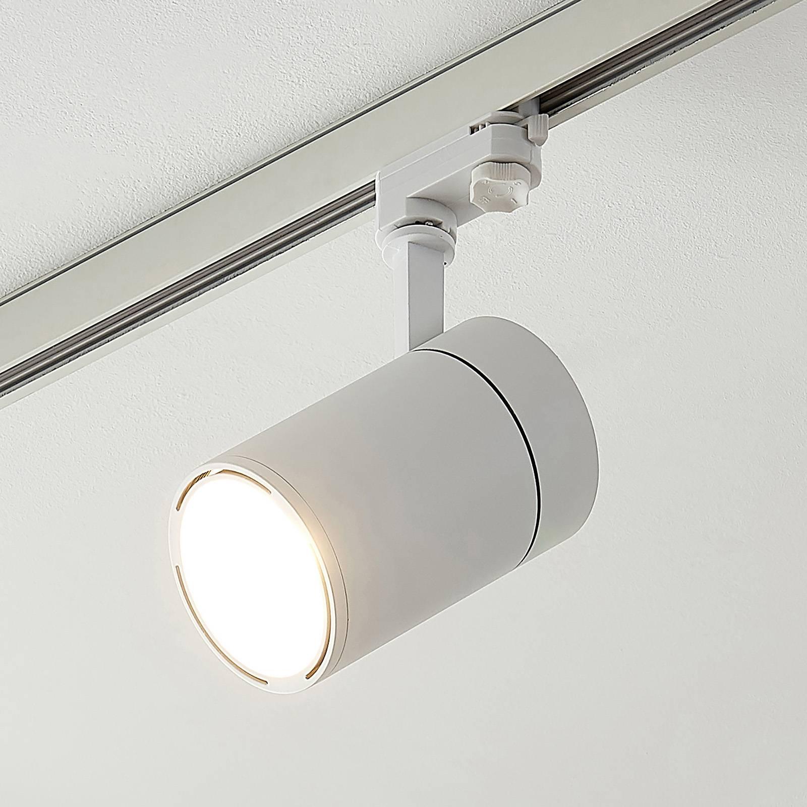 Arcchio Cady LED-kiskovalaisin, valkoinen 36° 31W