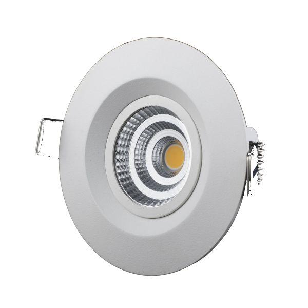 Designlight M-Penny Downlight 7 W, 2700 K