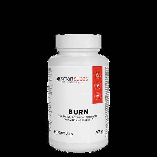 SmartSupps Fat Burner, 90 Caps