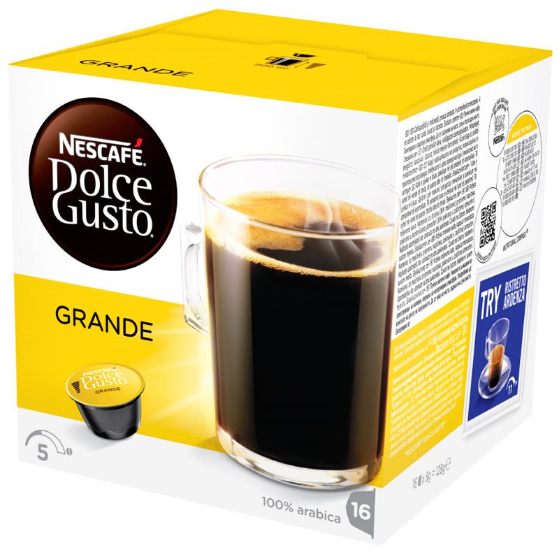 Kaffekapslar Grande - 28% rabatt