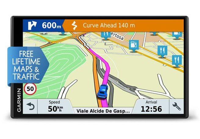Garmin Garmin DriveSmart 61 Full EU LMT-D