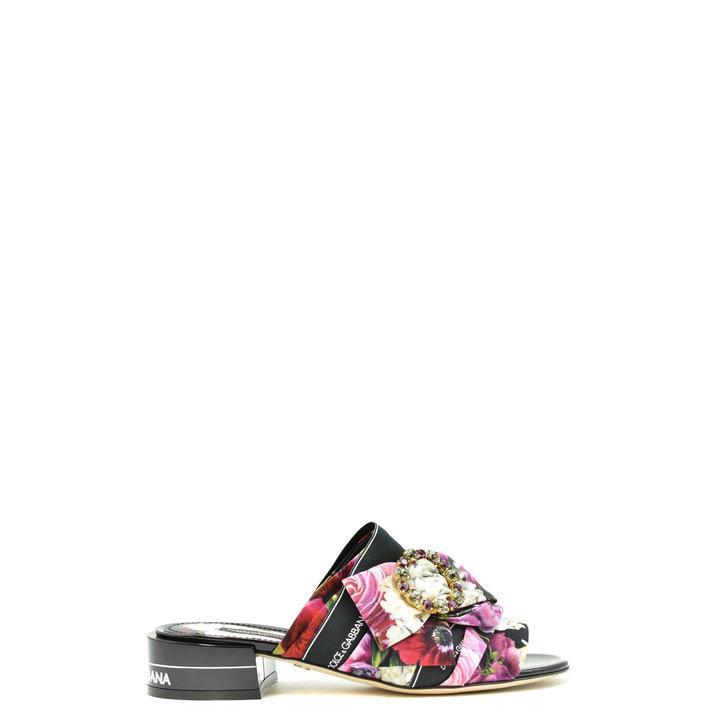 Dolce & Gabbana Women's Sandals Multicolor 189092 - multicolor 37