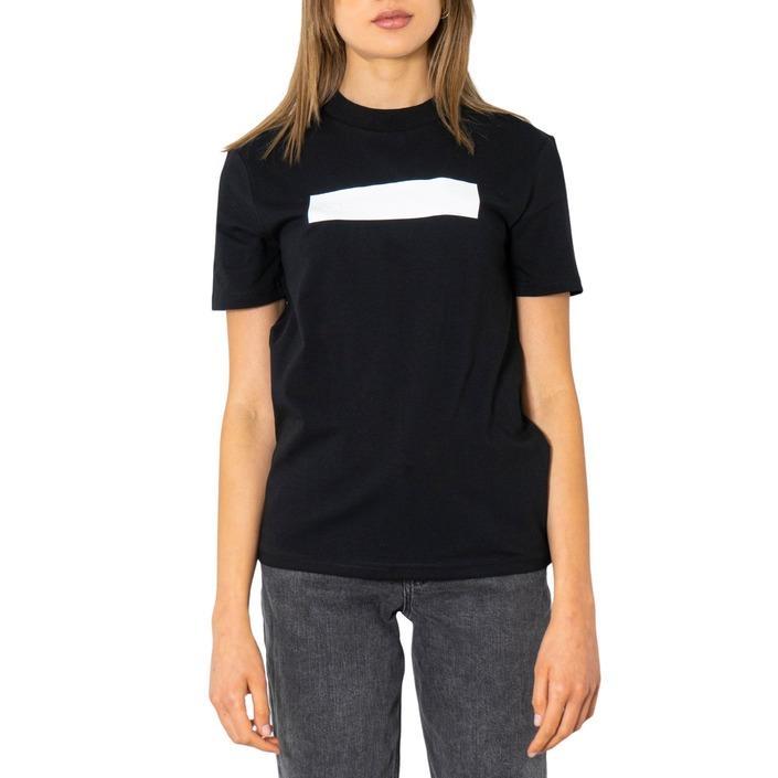 Calvin Klein Jeans Women T-Shirt Black 299499 - black XS