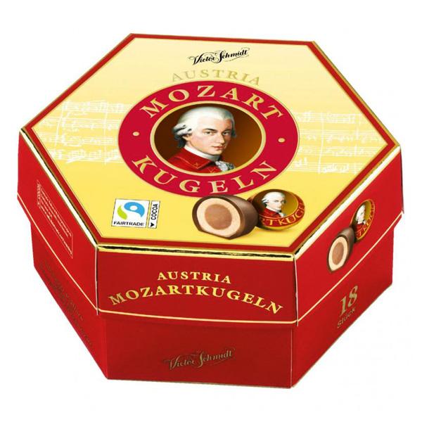 Mozartkulor Manner 297g